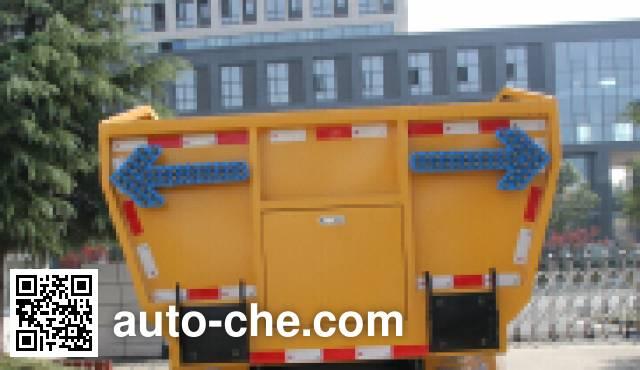 畅达牌NJ5077ZZZ自装卸式垃圾车