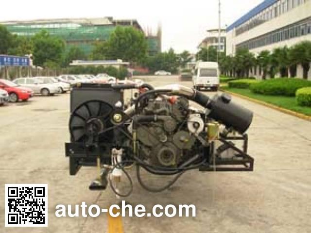 Yuejin NJ6101YBD5 bus chassis