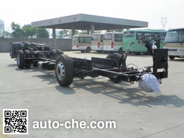 Yuejin NJ6122YBC6 bus chassis