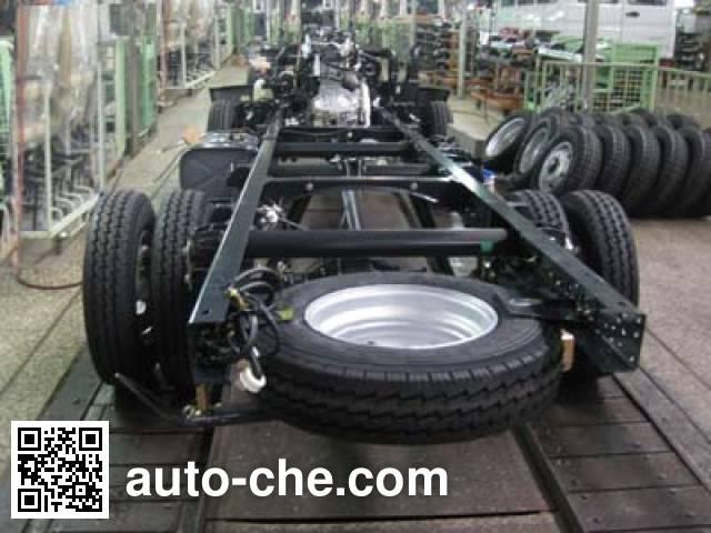 Iveco NJ6475DYCMZ MPV chassis