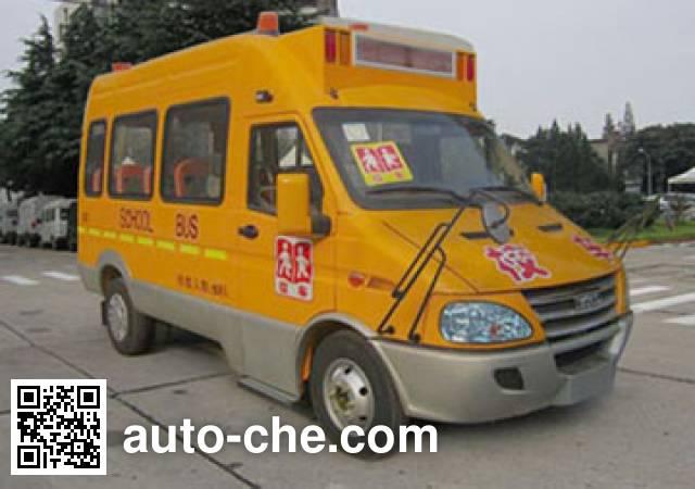 依维柯牌NJ6554YXCC幼儿专用校车
