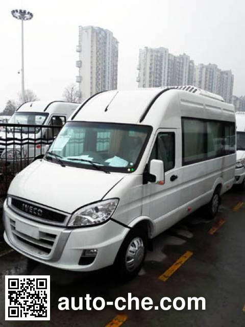 Iveco NJ6607DEV4 electric bus