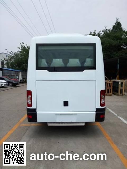 依维柯牌NJ6807LEV纯电动客车