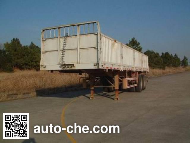 Yuejin NJ9200 trailer