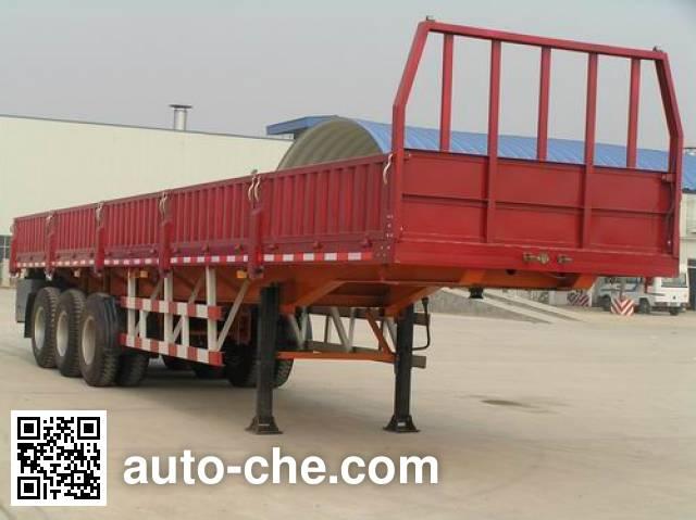 Yuejin NJ9280 trailer