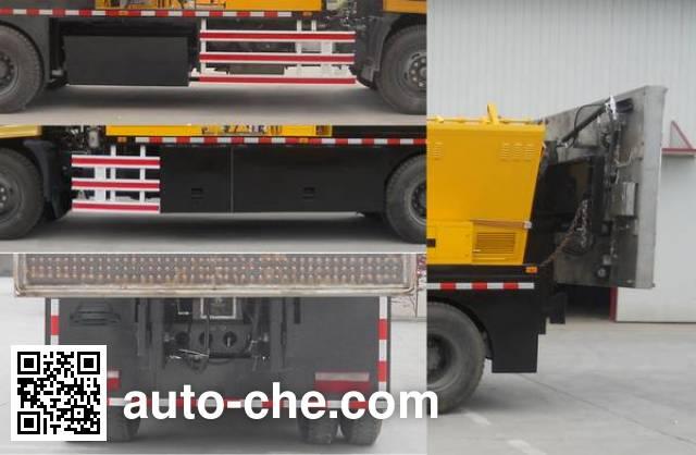 路鑫牌NJJ5162TXB4沥青路面热再生修补车