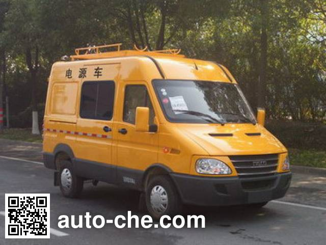 Yuhua NJK5041XDY4 мобильная электростанция на базе автомобиля
