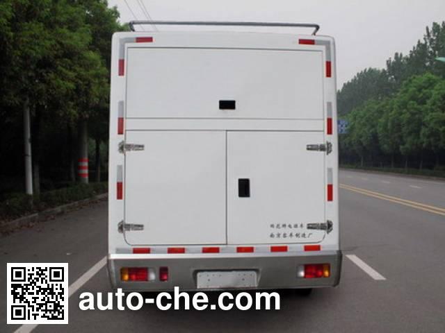 Yuhua NJK5057TDY4 мобильная электростанция на базе автомобиля