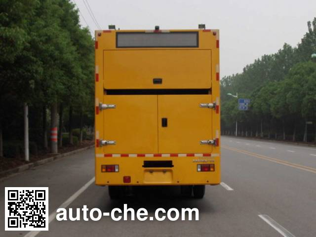 Yuhua NJK5150XDY мобильная электростанция на базе автомобиля