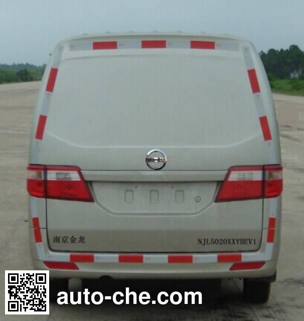 Kaiwo NJL5020XXYBEV1 electric cargo van