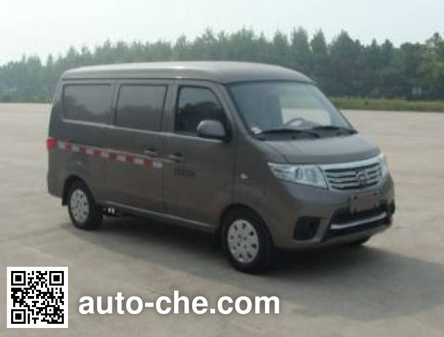 Kaiwo NJL5020XXYBEV5 electric cargo van