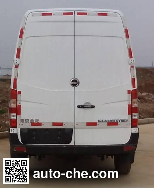 Kaiwo NJL5040XXYBEV10 electric cargo van