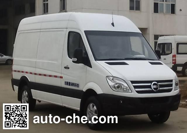 Kaiwo NJL5040XXYBEV2 electric cargo van