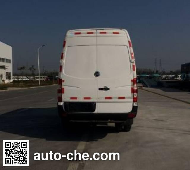 Kaiwo NJL5050XXY box van truck