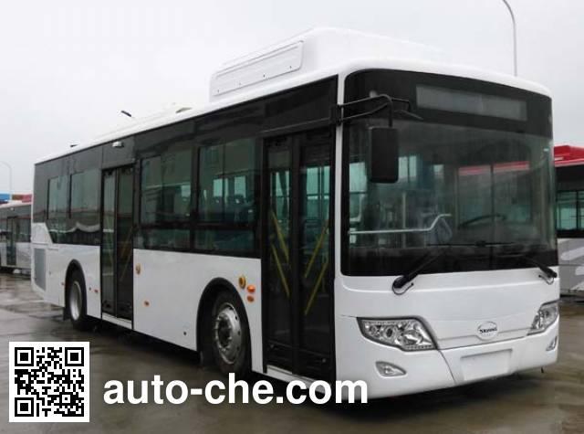开沃牌NJL6109HEVN2混合动力城市客车