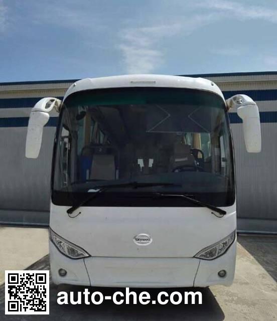开沃牌NJL6117BEV4纯电动客车