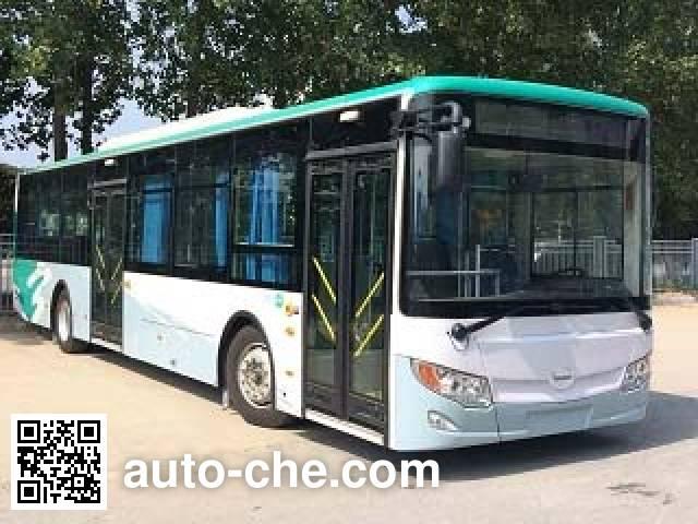开沃牌NJL6129BEV3纯电动城市客车