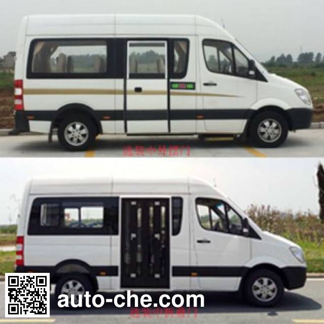Kaiwo NJL6600BEV69 electric city bus