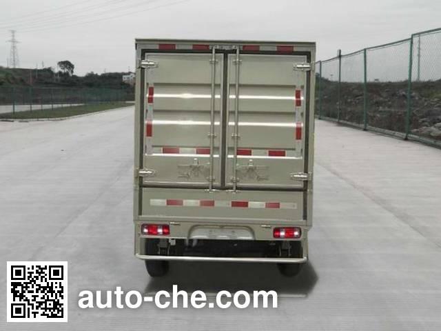 CNJ Nanjun NJP1210CWX low-speed cargo van truck