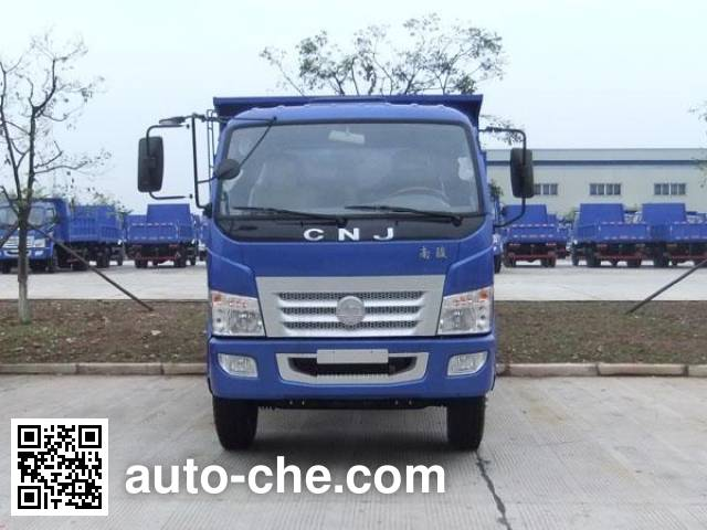 CNJ Nanjun NJP4010PD9 low-speed dump truck