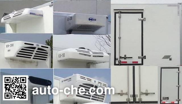 CNJ Nanjun NJP5020XLCSDA30V refrigerated truck