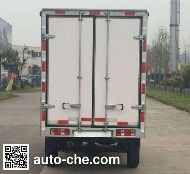 CNJ Nanjun NJP5023XYKSDA30V wing van truck