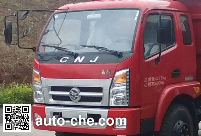 CNJ Nanjun NJP5815PD6 low-speed dump truck