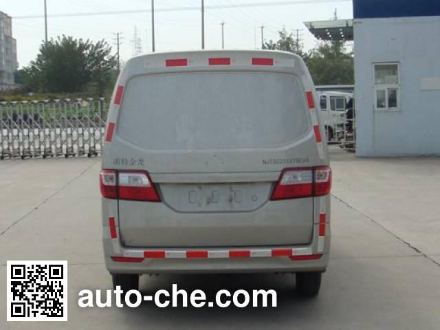 King Long NJT5020XXYBEV4 electric cargo van