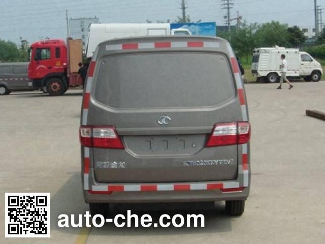 King Long NJT5020XXYBEVC electric cargo van