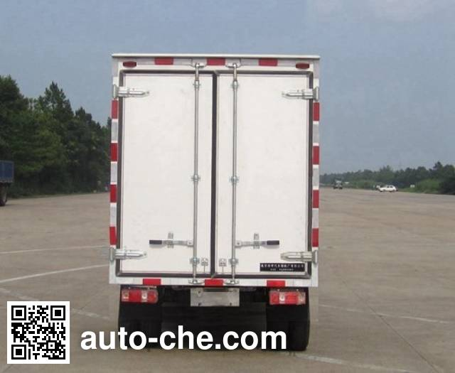King Long NJT5031XXYBEV electric cargo van