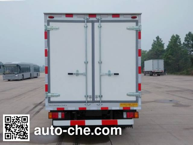 King Long NJT5041XXYBEV electric cargo van