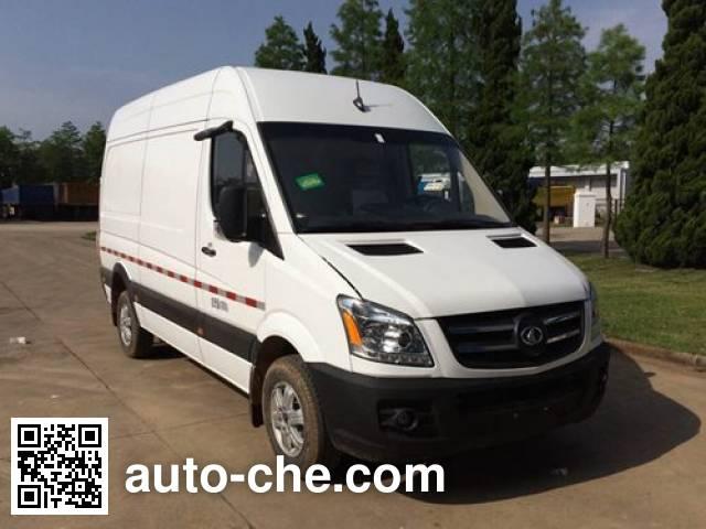King Long NJT5043XXYBEV electric cargo van
