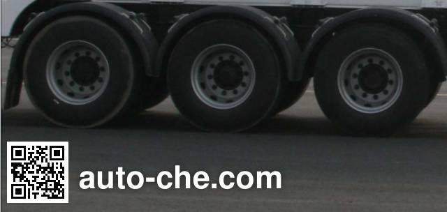 CIMC NTV9401GYQL liquefied gas tank trailer