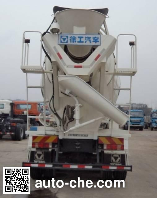 XCMG NXG5250GJBK4 concrete mixer truck
