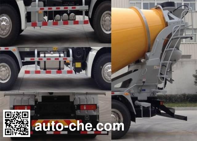 XCMG NXG5250GJBW4 concrete mixer truck