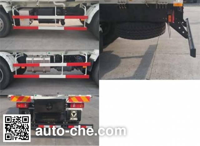 XCMG NXG5310GFLK5 low-density bulk powder transport tank truck