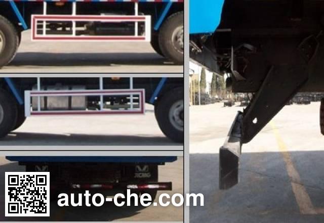 XCMG NXG5319CPY3B soft top box van truck