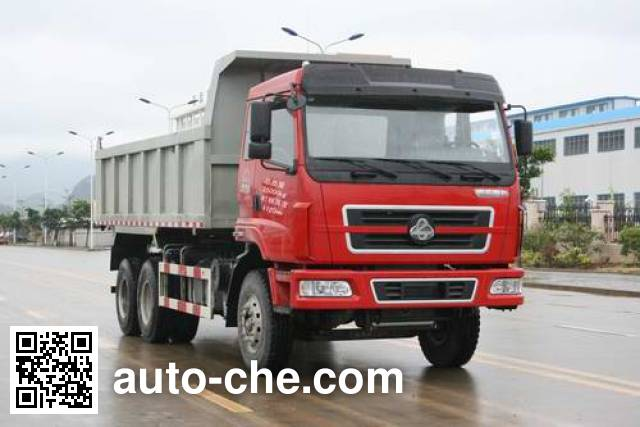 Yuchai Xiangli NZ3257 dump truck