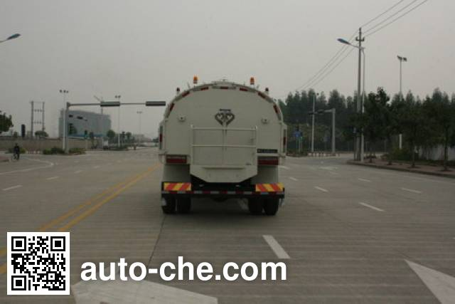 Yuchai Xiangli NZ5161GQX street sprinkler truck