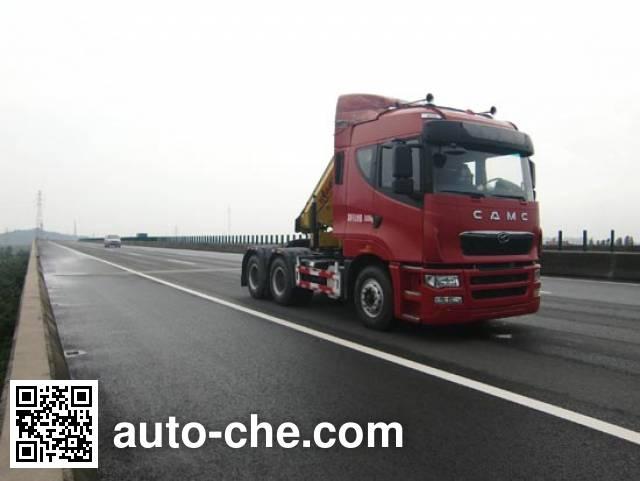 FXB PC5250JSQQY tractor unit mounted loader crane