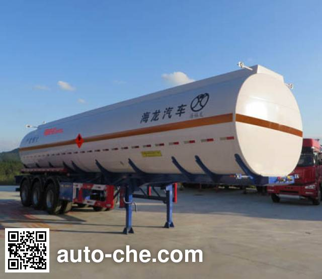Haifulong PC9403GYY oil tank trailer