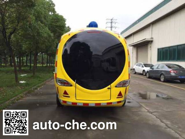 Jilu Hengchi PG9011XLJ caravan trailer