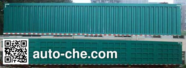 Jilu Hengchi PG9400ZLS bulk food trailer