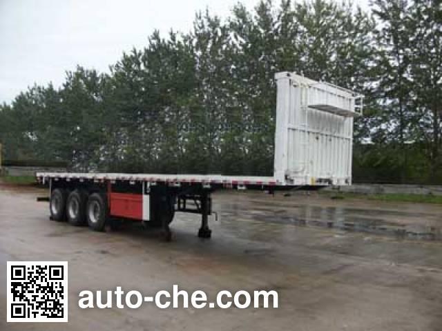 Jilu Hengchi PG9402P flatbed trailer