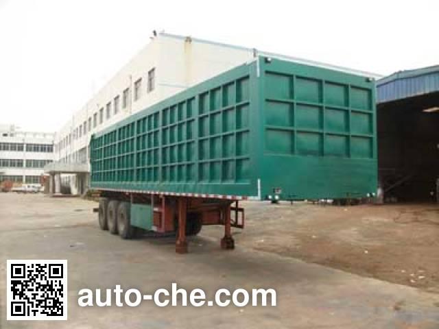 Jilu Hengchi PG9402ZLJ garbage trailer