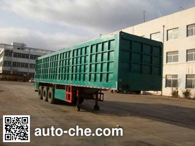 Jilu Hengchi PG9409ZLJ garbage trailer