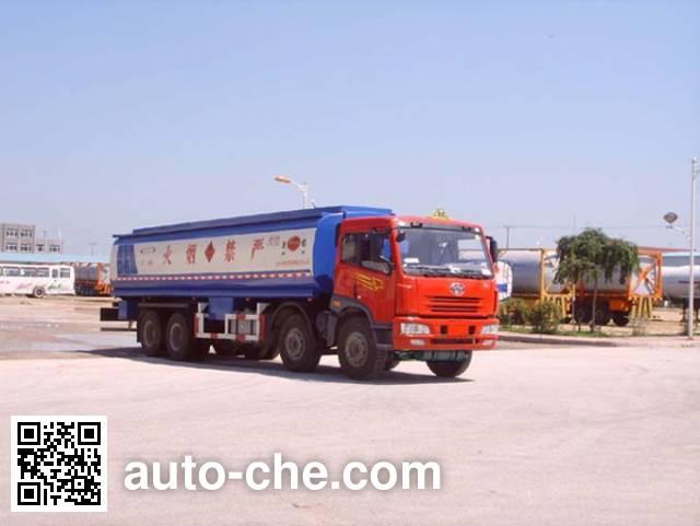 Jinbi PJQ5315GHY chemical liquid tank truck