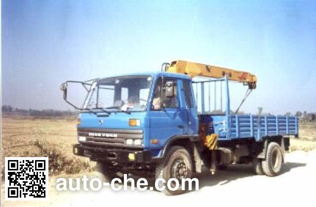 Puyuan PY5142JSQ5S1 truck mounted loader crane