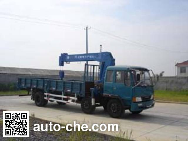 Puyuan PY5172JSQ truck mounted loader crane