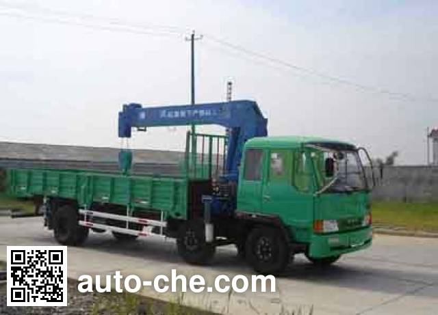 Puyuan PY5204JSQ truck mounted loader crane